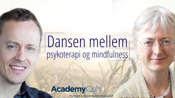 Dansen mellem psykoterapi og mindfulness